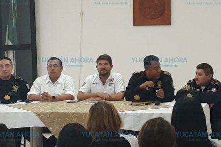 Nuevo director de Protección Civil en Tizimín