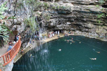 Se ahoga estudiante colombiano en cenote turístico de Yucatán