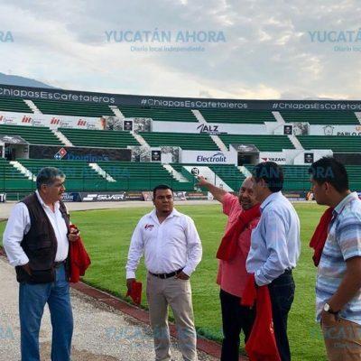Gobierno de Chiapas prohíbe uso de estadio para aniversario antorchista