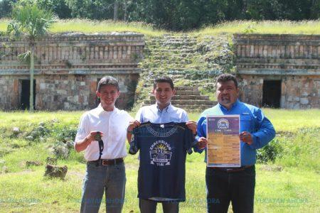 Presentan la Carrera Chacmultún-Tekax