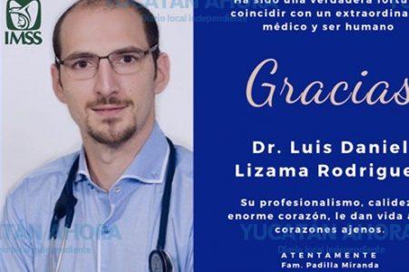 Médico del IMSS Mérida realiza exitosa cirugía de corazón abierto