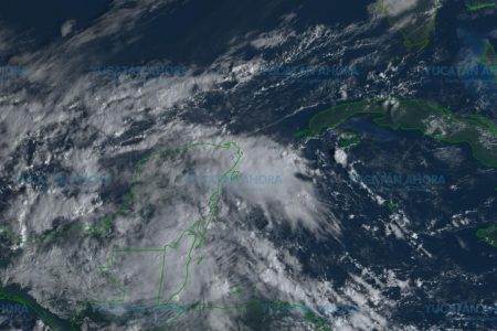 Más nublados y lluvias: zona de inestabilidad en el Caribe