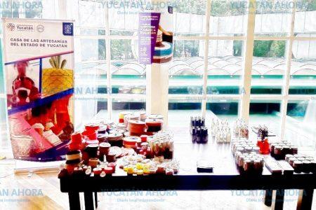 La Casa de las Artesanías, en el Festival Gastronómico Los Sabores de Yucatán