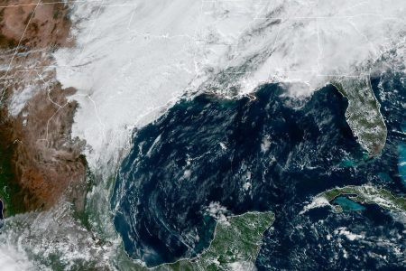 Se descompone el tiempo en Yucatán: norte y lluvias
