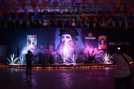Inauguran el Universo de Leonardo Da Vinci en Mérida