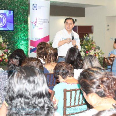 El PAN condena recortes y represión contra municipios