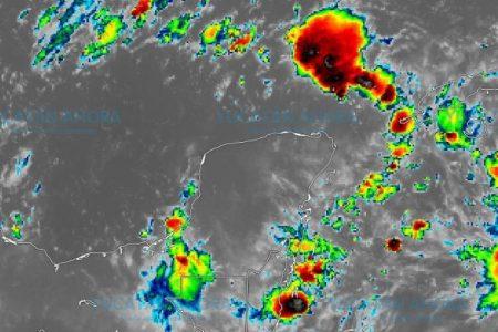 Pronostican lluvias fuertes en el oriente, centro y sur de Yucatán