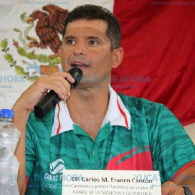 Carlos Franco Cantón gana el Mérito Deportivo no Olímpico