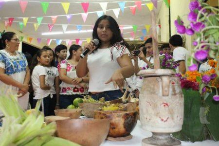 Chablekal, al rescate de la tradición del Janal Pixán
