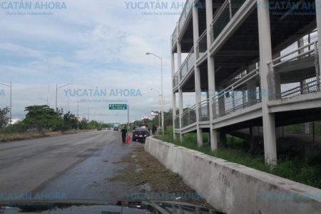 Mauricio Vila gestiona recursos para el puente de Chenkú en Periférico