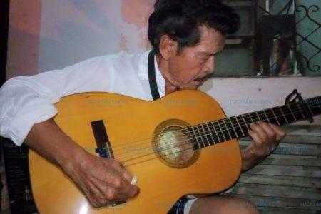'Don Concho', seis décadas de vida entregadas a la trova yucateca