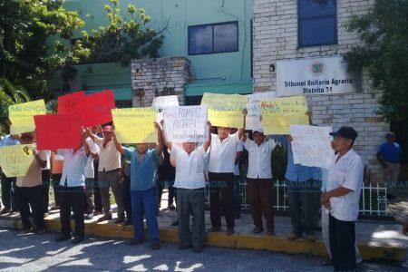 Acusan a ex delegado agrario de violar autonomía del ejido de Tecoh