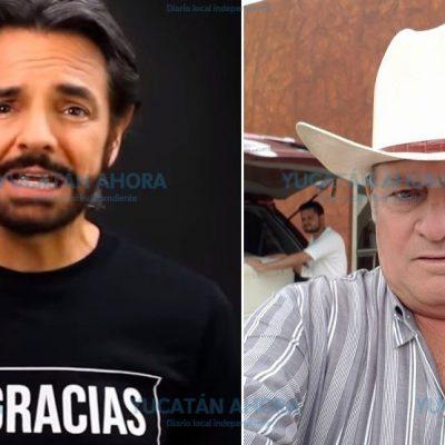 Eugenio Derbez te pide que no tomes leche, pero te invita a tomar Coca Cola