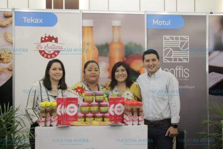 Emprendedores de Tekax, presentes en la Expo Feria del Comercio