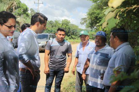 Tekax y Oxkutzcab unen fuerzas para tener carreteras limpias