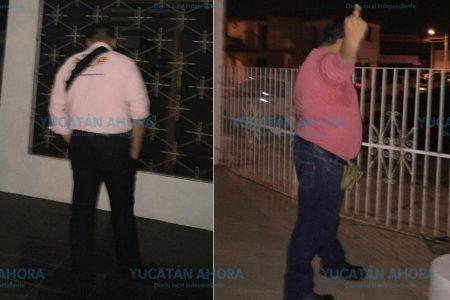 Denuncian invasión de un predio en Jardines de Mérida