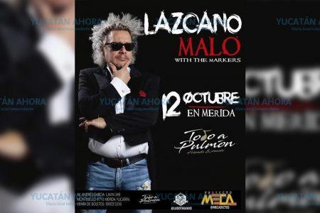 Lazcano Malo vuelve a Mérida con estreno de nuevo sencillo