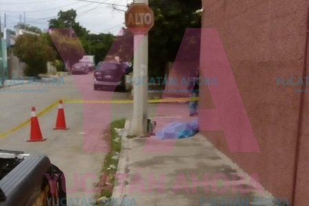 Encuentran muerto en la calle al empleado de un taller mecánico