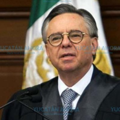 Renuncia a la Suprema Corte el ministro Medina Mora
