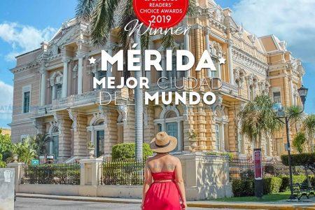Nueva distinción mundial para Mérida