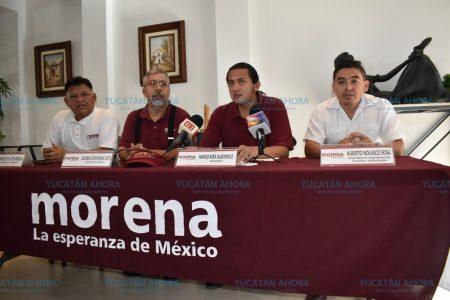 Morena renueva este sábado sus consejos distritales y comité estatal
