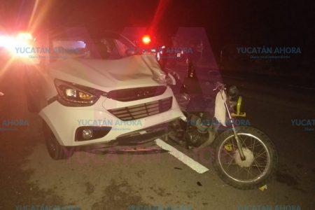 Tragedia ocasionada por alcoholizado conductor