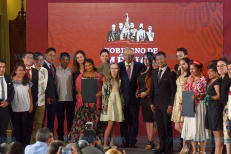 El yucateco Pablo Quiñones Arjona gana Premio Nacional de la Juventud
