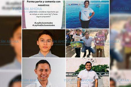 Cinco yucatecos al Parlamento Juvenil Consultivo 2019