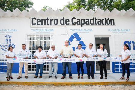 El alcalde Renán Barrera refuerza el trabajo de Servilimpia