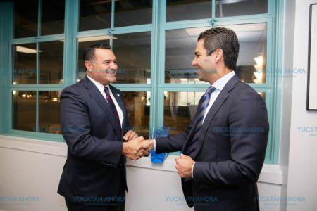 Renán Barrera abre camino para intercambios con Miami