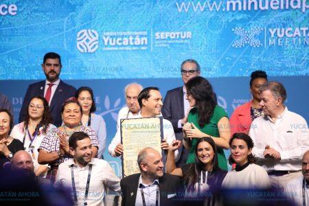Todo el mundo está hablando de Mérida: Mauricio Vila