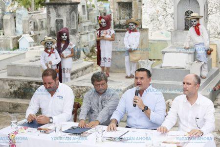 Se enriquece el Festival de las Ánimas en Mérida
