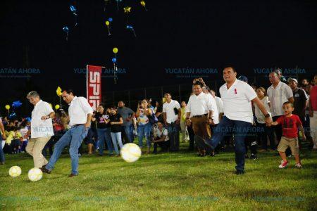 "Celebran 50 aniversario de la Liga de Fútbol ""Marcelino Champagnat"""
