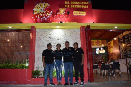Del Edén al Mayab, llega a Mérida Pizza y Corre