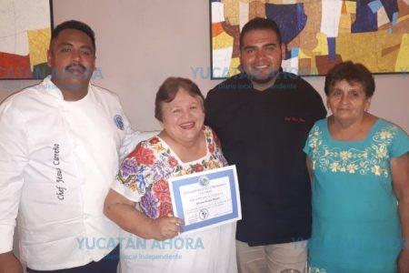 Nombran a cocinera tradicional delegada de Chefs de Latinoamérica y el Caribe