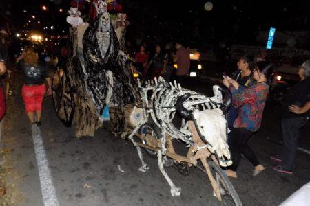 Este jueves, la peregrinación anual de la Santa Muerte