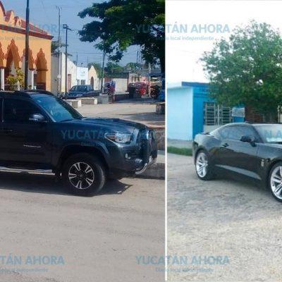 No hay obras en su municipio, pero el alcalde y su hijo estrenan vehículos de lujo