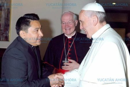 Otro sacerdote yucateco con alto cargo en el Vaticano