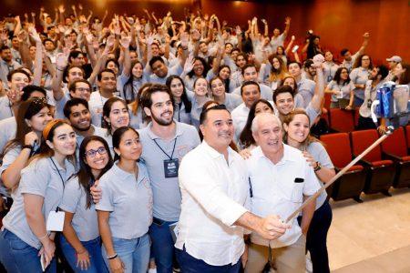 En Mérida los ciudadanos mandan: Renán Barrera