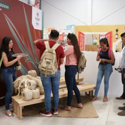 Museo del Henequén en la Feria Yucatán, una mirada al pasado glorioso