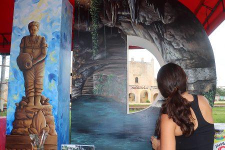 Hablarán de su historia y tradiciones letras turísticas de Valladolid