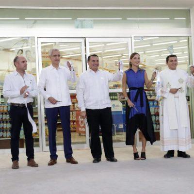 Mérida, imán de inversión: Bienvenida Farmacias Guadalajara