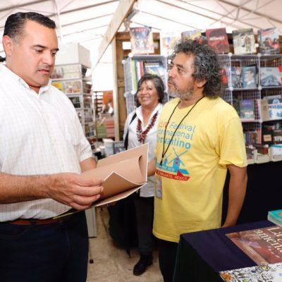 Inauguran la Feria Internacional del Libro Infantil y Juvenil 2019 en Mérida