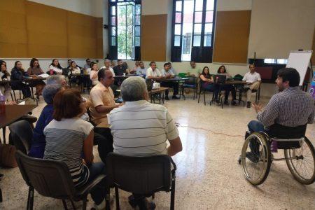 Fomentan la inclusión social de personas con discapacidad