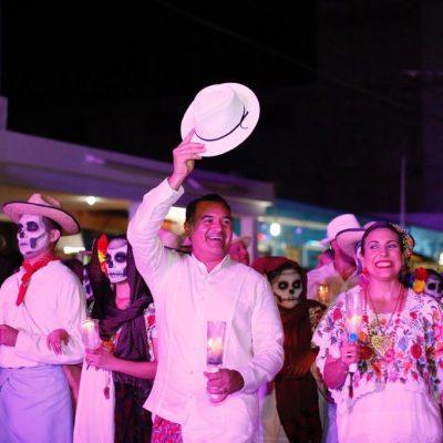 Paseo de las Ánimas, una tradición viva en Mérida