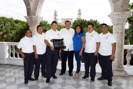 Empleados del Ayuntamiento demuestran que saben trabajar en equipo