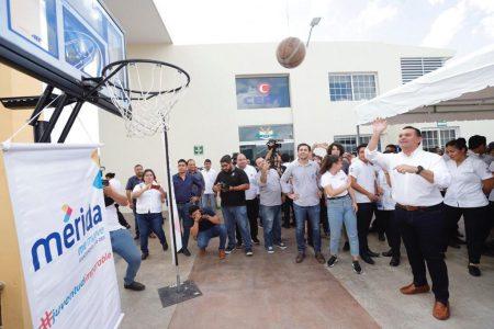 Renán Barrera, un alcalde que entiende a los jóvenes