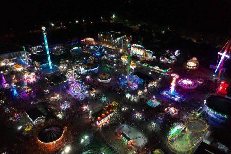 Más de millón y medio de personas han visitado la Feria Yucatán 2019