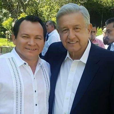 Convocan a protesta contra el 'superdelegado' del Bienestar en Yucatán