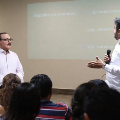 Ramírez Marín consulta a los yucatecos sobre legalización de la marihuana